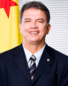 fotografia do senador